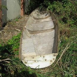 Надувные, разборные и гребные суда - Продаю лодку из стеклопластика, 0