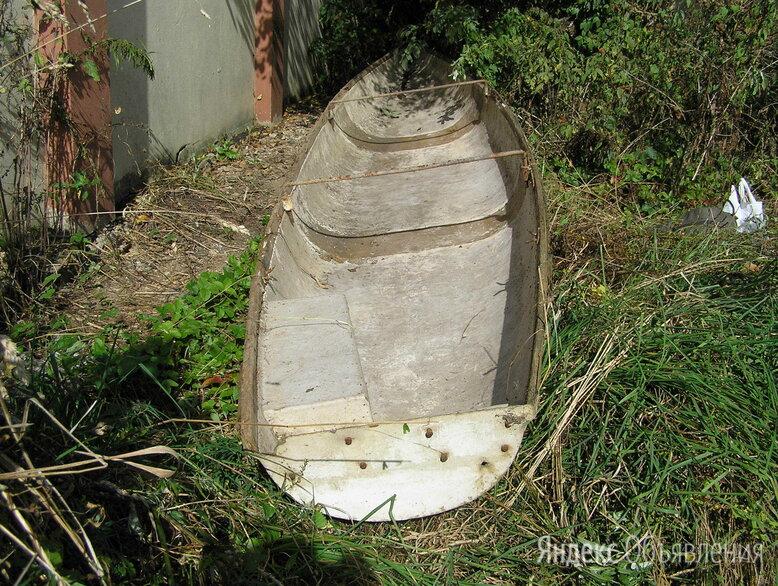 Продаю лодку из стеклопластика по цене 5000₽ - Надувные, разборные и гребные суда, фото 0