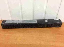 Блоки питания - Распределитель питания APC Basic Rack PDU AP9559, 0
