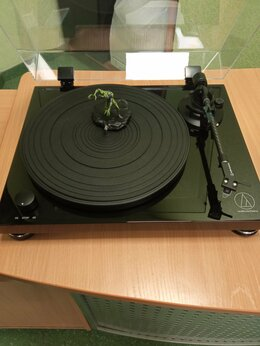 Проигрыватели виниловых дисков - Проигрыватель виниловых дисков Audio-Technica…, 0