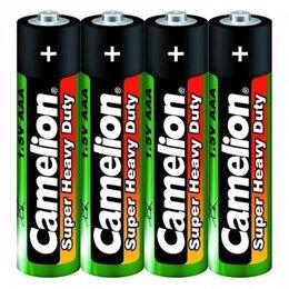 Батарейки - батарейка мизин. CAMELION алкаиновая, 0