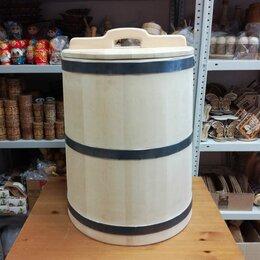 Бочки, кадки, жбаны - Кадка из кедра 50 литров, 0