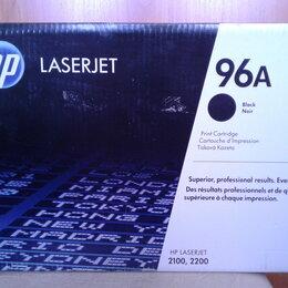 Картриджи - Картридж HP 96A, 0