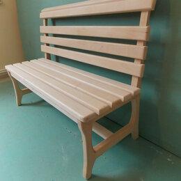 Банкетки и скамьи - Лавки, стулья из липы, 0