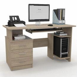 Компьютерные и письменные столы - Компьютерный стол СК 211, 0