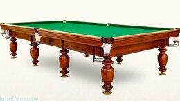Столы - Бильярдный стол Виконт 10 футов , 0