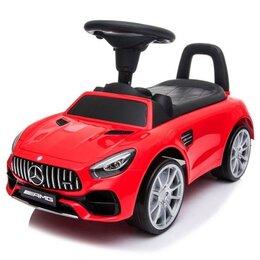 Электромобили - Каталка Bettyma Mercedes AMG GT - BDM0921-RED, 0