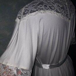 Домашняя одежда - Халат (пеньюар) женский, 0