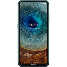 Мобильные телефоны - Смартфон Nokia X10 8/128GB Зеленый, 0