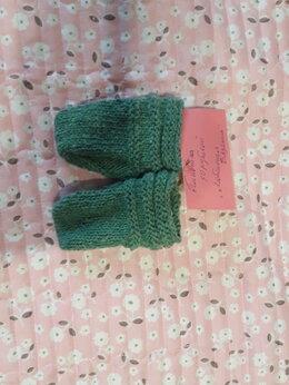 Носки - Вязаная Пинетка Малыш, 0