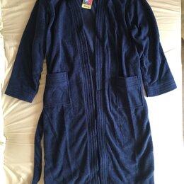 Домашняя одежда - Мужской махровый халат, 0