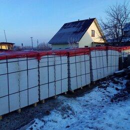 Строительные блоки - БП-300, Газоблок Поревит 625х300х250 D600, 0