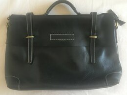 Портфели - Кожаный портфель/сумка, 0