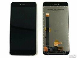 Дисплеи и тачскрины - Дисплеи для Xiaomi Redmi Note 5A, mdg6, черный,…, 0