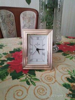 Часы настольные и каминные - Часы-будильник Christofle, 0