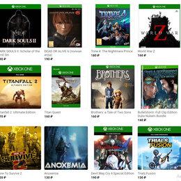Игры для приставок и ПК - Более 117 игр на Xbox one, 0