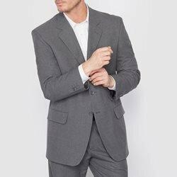 Костюмы - Продам новые мужские костюмы 54-56/174-182Россия + импортный галстук, 0
