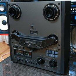 Музыкальные центры,  магнитофоны, магнитолы - Катушечный магнитофон Akai GX-635D №3, 0