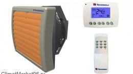 Водяные тепловентиляторы - Водяной тепловентилятор Тепломаш КЭВ-126M5W3, 0