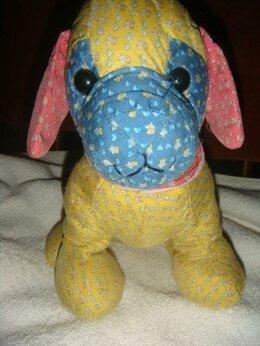 Мягкие игрушки - Игрушка шелковая собака ф.Salvatore Ferragamo…, 0