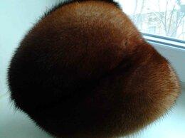 Головные уборы - Шапка зимняя женская норковая, 0