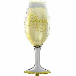 Бокалы и стаканы - Бокал шампанского, 0