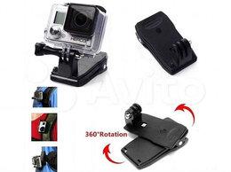 Аксессуары для экшн-камер - Прищепка поворотная клипса J для экшн камер GoPro, 0