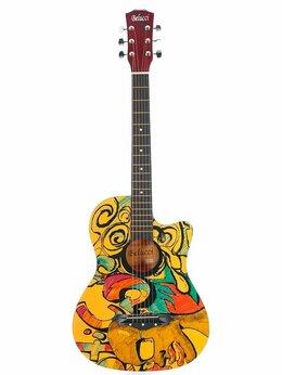 Акустические и классические гитары - Гитара Belucci BC3840, 0