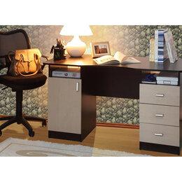 Столы и столики - Стол письменный Меркурий 2 - х тумбовый, 0