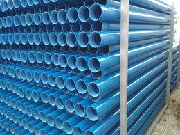 Водопроводные трубы и фитинги - Труба обсадная D125 x 6.0 для скважин, 0