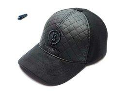 Головные уборы - Бейсболка кепка мужская Bogner combi (черный), 0
