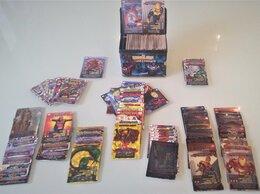 Коллекционные карточки - Человек-паук: герои и злодеи 340 карточек + бокс…, 0