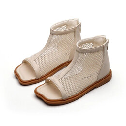 Босоножки, сандалии - Сандалии для девочек с квадратным носком Новинка…, 0