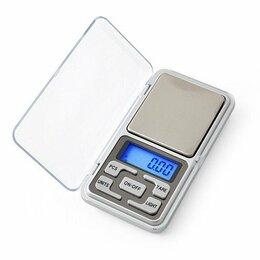 Весы - Электронные весы ювелирные LuazON LVU-02, портативные,  до 200 гр, 0