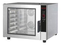 Жарочные и пекарские шкафы - Печь конвекционная Inoxtrend NB-SP-606E 01 RH, 0