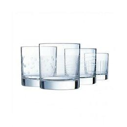 Бокалы и стаканы - Набор стаканов ECLAT CDA PARIS ИЛЛЮМИНЕЙШН 380мл…, 0