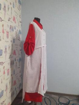 Платья - Новое платье, большой размер., 0
