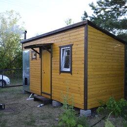 Готовые строения - Модульная баня 2,4/5 метров, 0