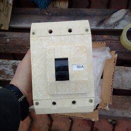 Защитная автоматика - Автоматический выключатель  ВА 04-36-340010-20 УХЛ3, 50А, 0