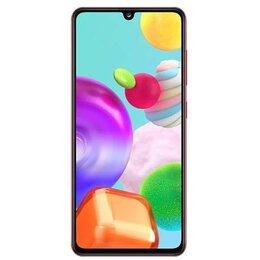 Мобильные телефоны - Samsung Galaxy A41 4/64 Красный (Red), 0