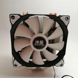 Кулеры и системы охлаждения - Кулер для процессора Snowman M-T4 без подсветки, 0
