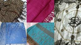 Шарфы и платки - Новые палантины, платки, шарфы, 0