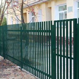 Заборы, ворота и элементы - Калитка забора Zanberg 0,8мх1,25м, 0
