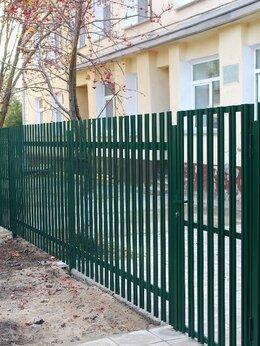Заборы и ворота - Калитка забора Zanberg 0,8мх1,6м, 0