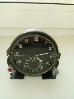 Военные вещи - Лётные часы, 0