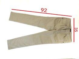Брюки - Новые хлопковые брюки (на девочек 11-14 лет), 0
