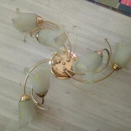 Люстры и потолочные светильники - Люстра 6 Рожковая , 0