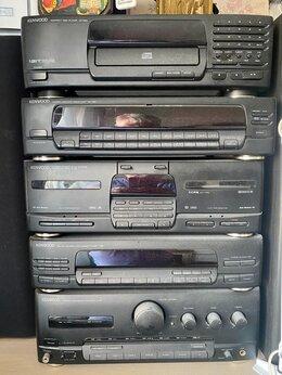 Музыкальные центры,  магнитофоны, магнитолы - Музыкальный центр KENWOOD, 0