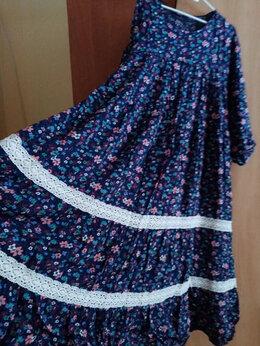 Платья - Длинное платье, 0