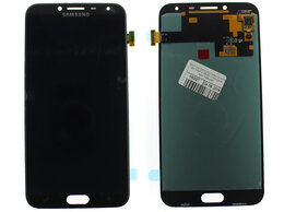 Дисплеи и тачскрины - Дисплеи для Samsung J4 2018, SM-J400, черный,…, 0